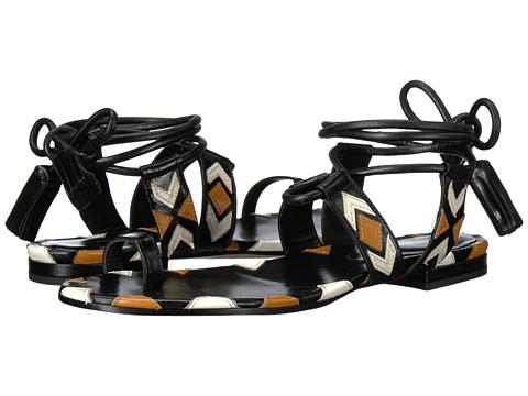 Etro Ankle Wrap Sandal