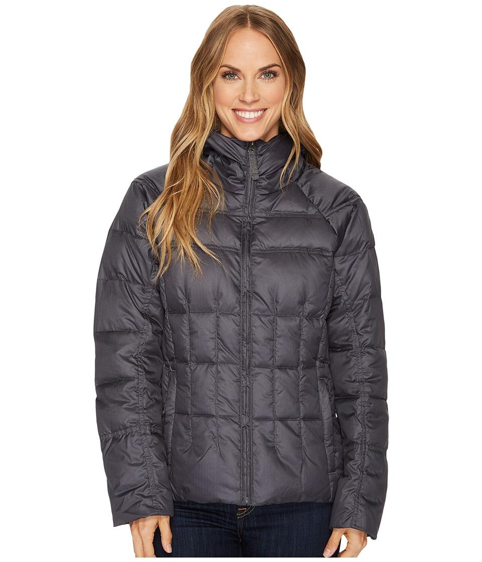 Prana - Imogen Jacket (Coal) Womens Coat