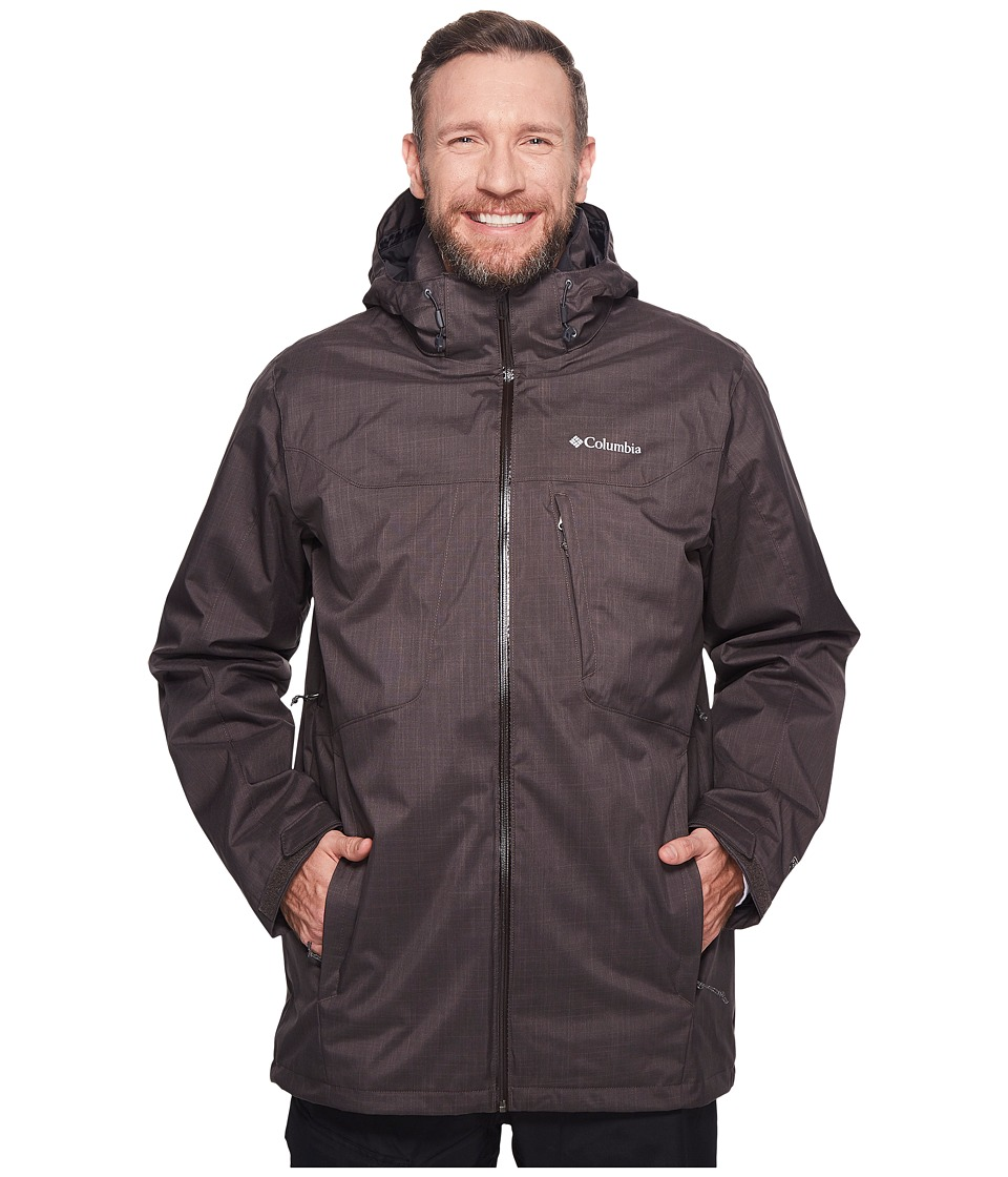 Columbia Whirlibirdtm Interchange Jacket - Tall (Buffalo ...