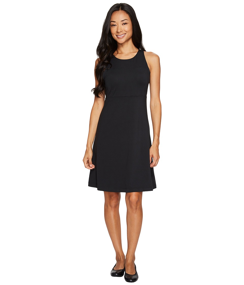 Prana Ariel Dress (Black) Women