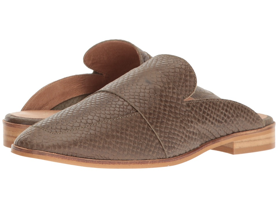 Free People At Ease Loafer (Khaki) Women