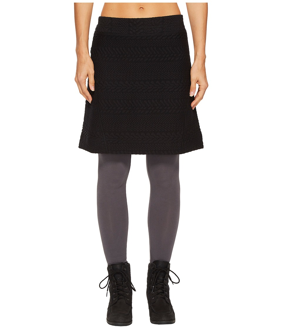 Prana Macee Skirt (Black) Women
