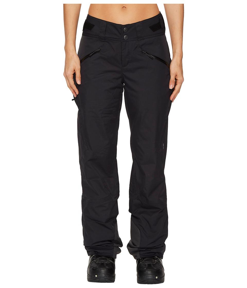 Mountain Hardwear Link Insulated Pants (Black) Women's Ca...