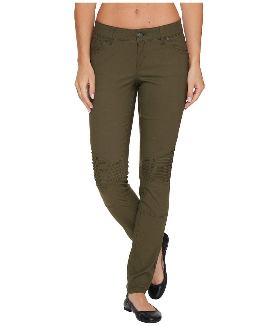 Prana Brenna Pants (Cargo Green) Women