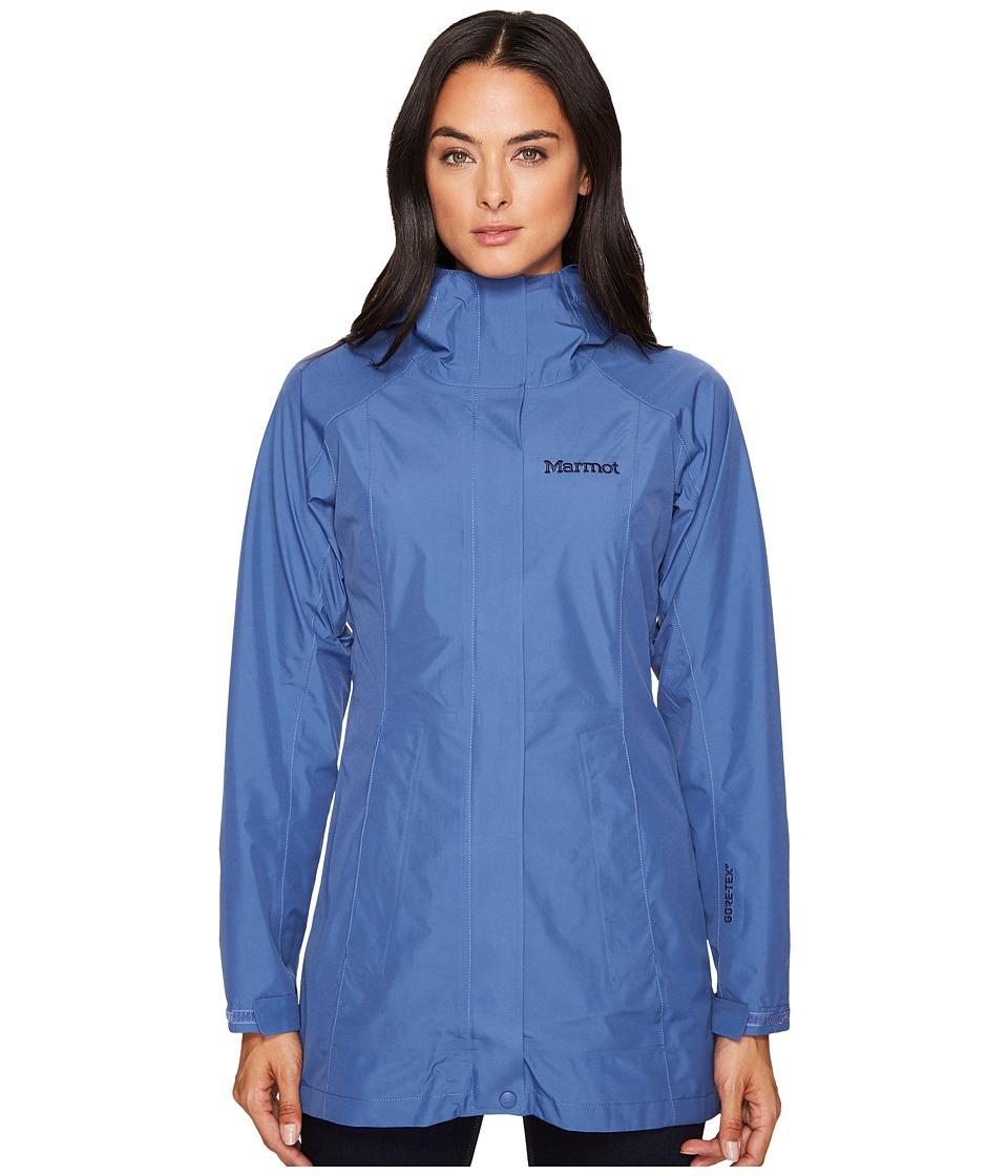 Marmot Essential Jacket (Sailor) Women's Coat