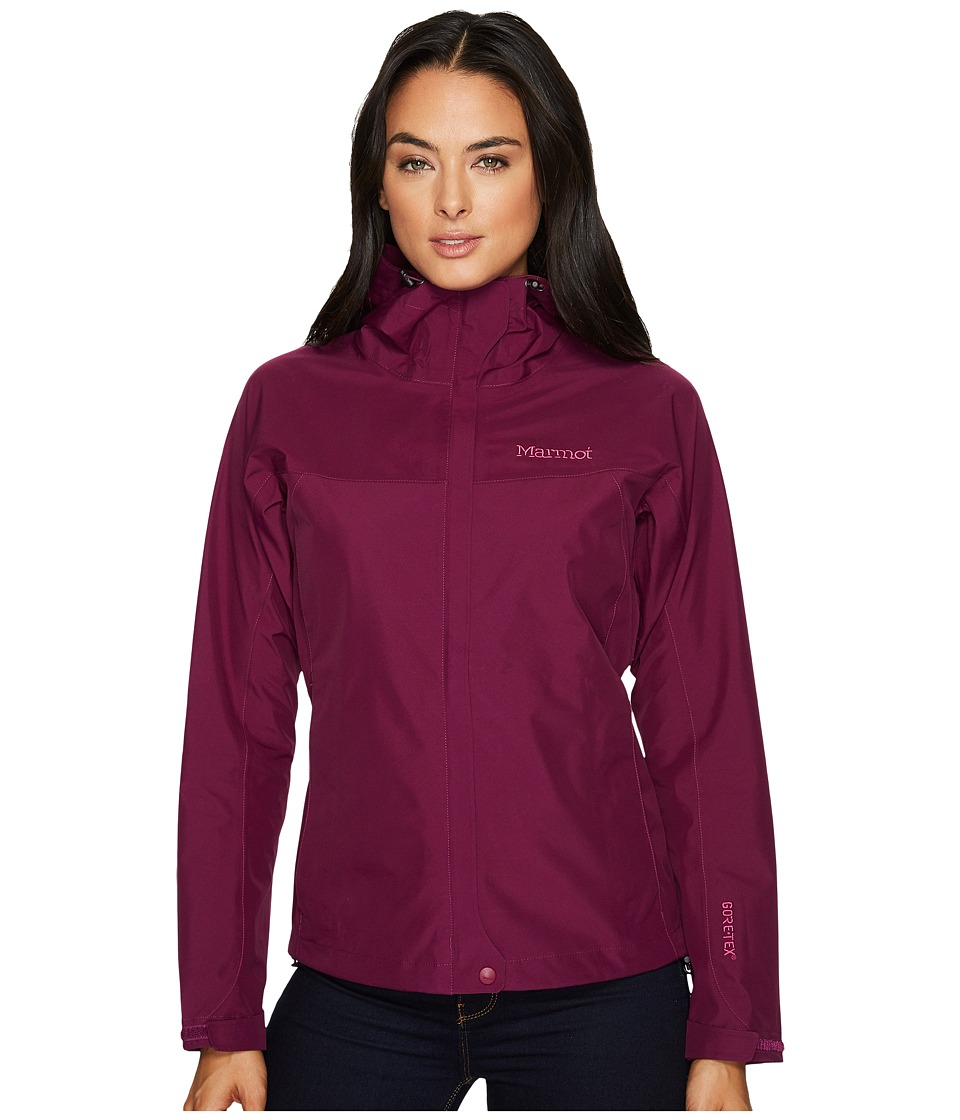 Marmot - Minimalist Jacket (Deep Plum) Womens Coat