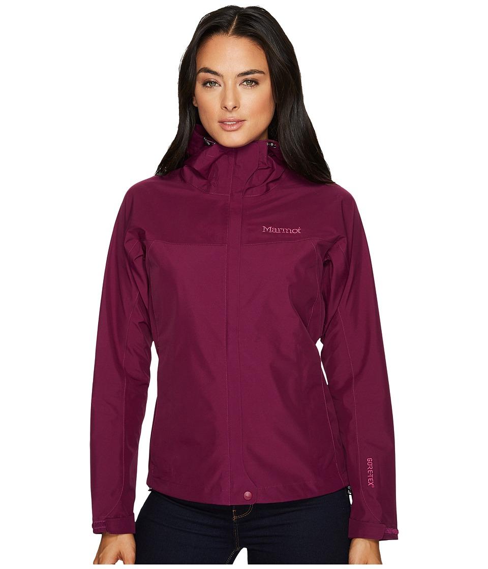 Marmot Minimalist Jacket (Deep Plum) Women
