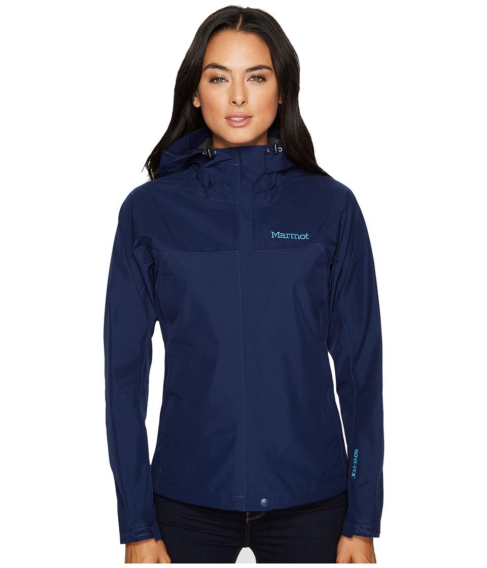 Marmot Minimalist Jacket (Arctic Navy) Women