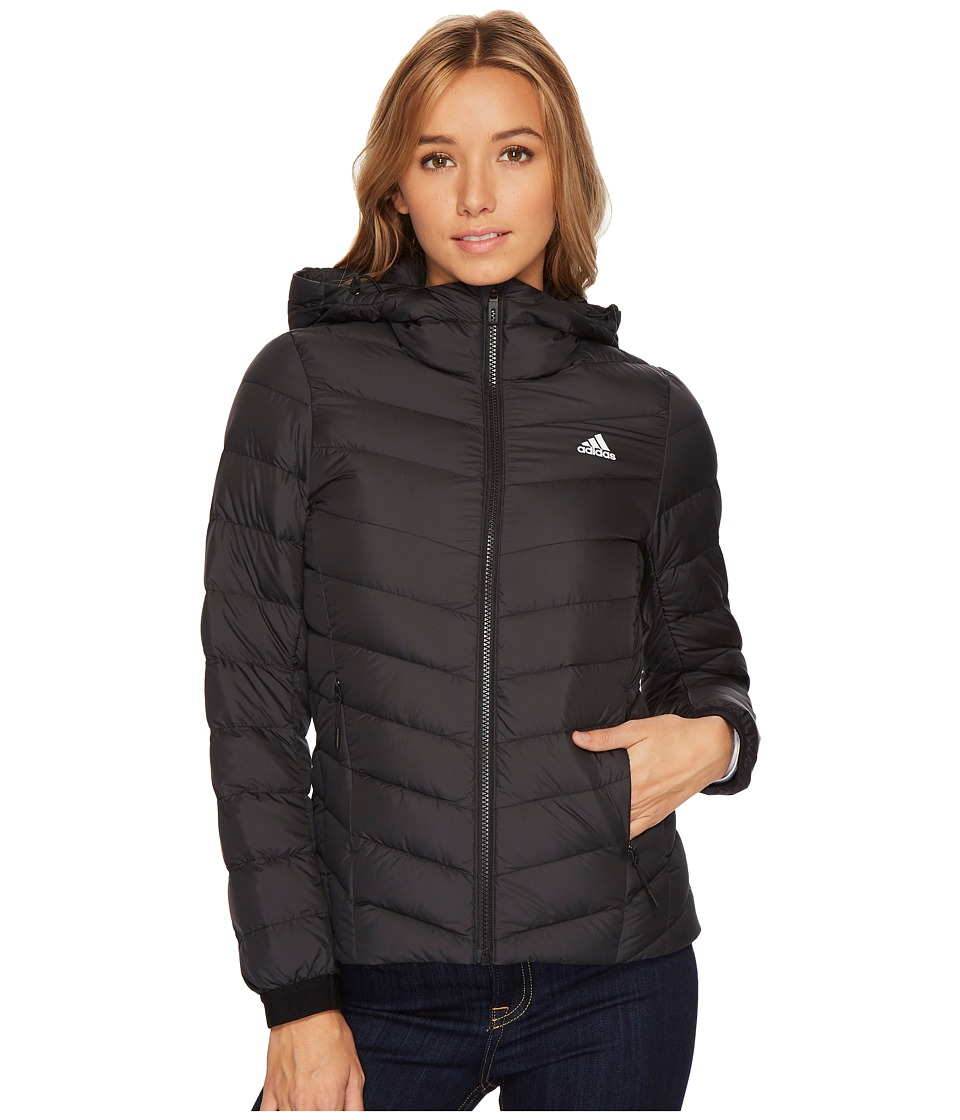 adidas Outdoor - Climawarm(r) Nuvic Jacket (Black) Womens Coat