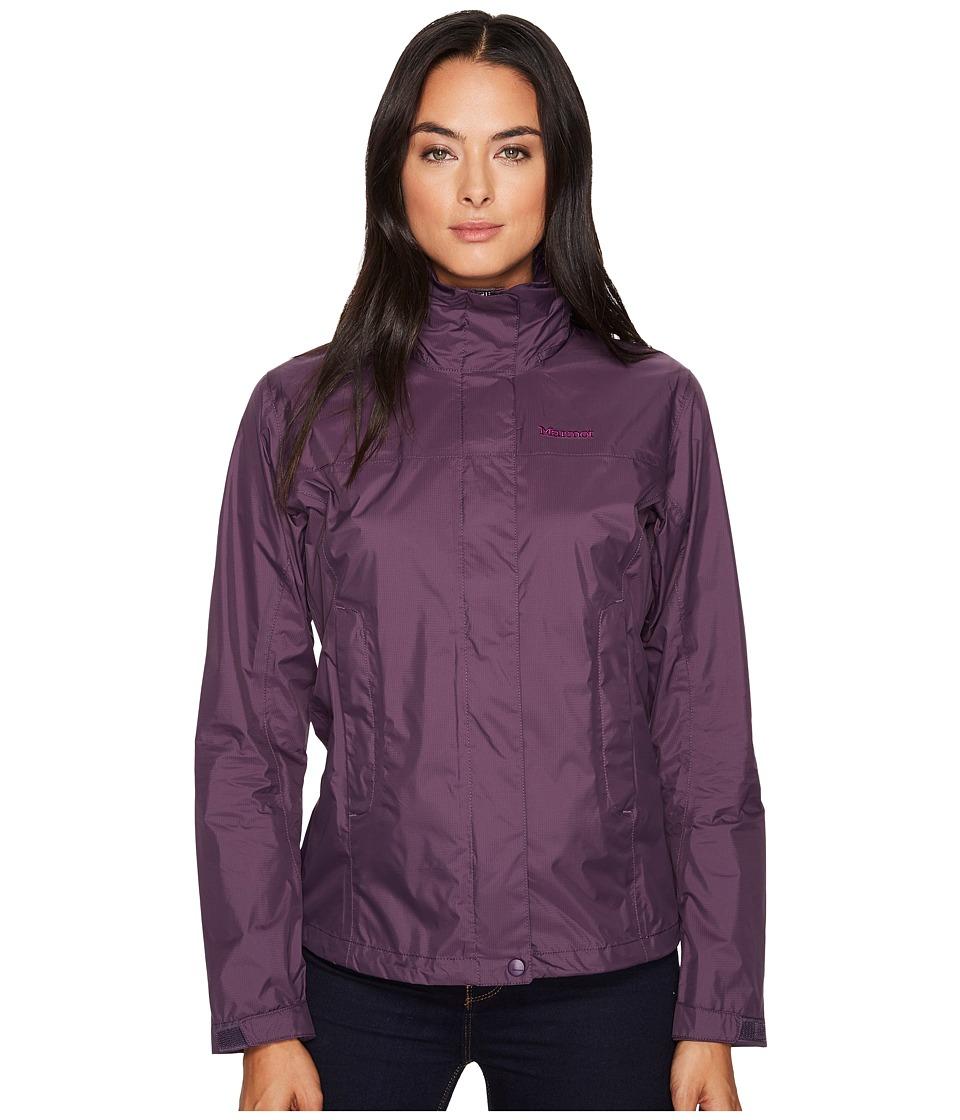 Marmot PreCip(r) Jacket (Nightshade) Women