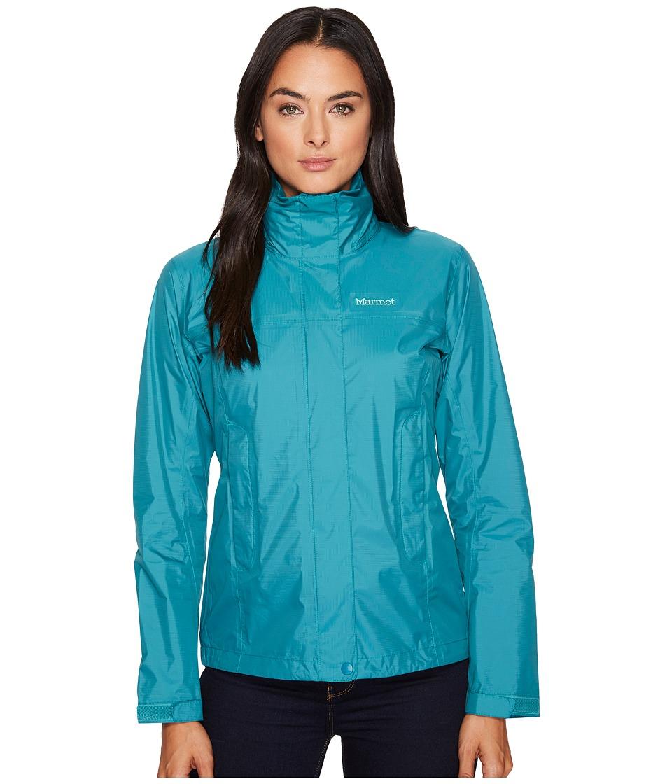 Marmot PreCip(r) Jacket (Deep Lake) Women
