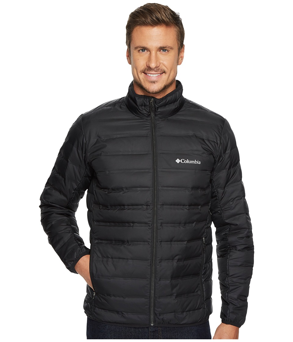 Columbia Lake 22 Down Jacket (Black) Men