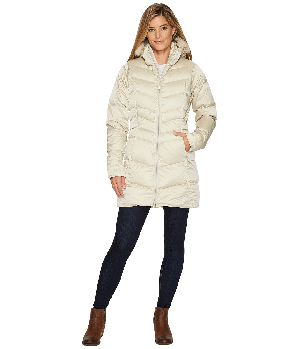Mountain Hardwear Downtowntm Coat (Sandblast) Women