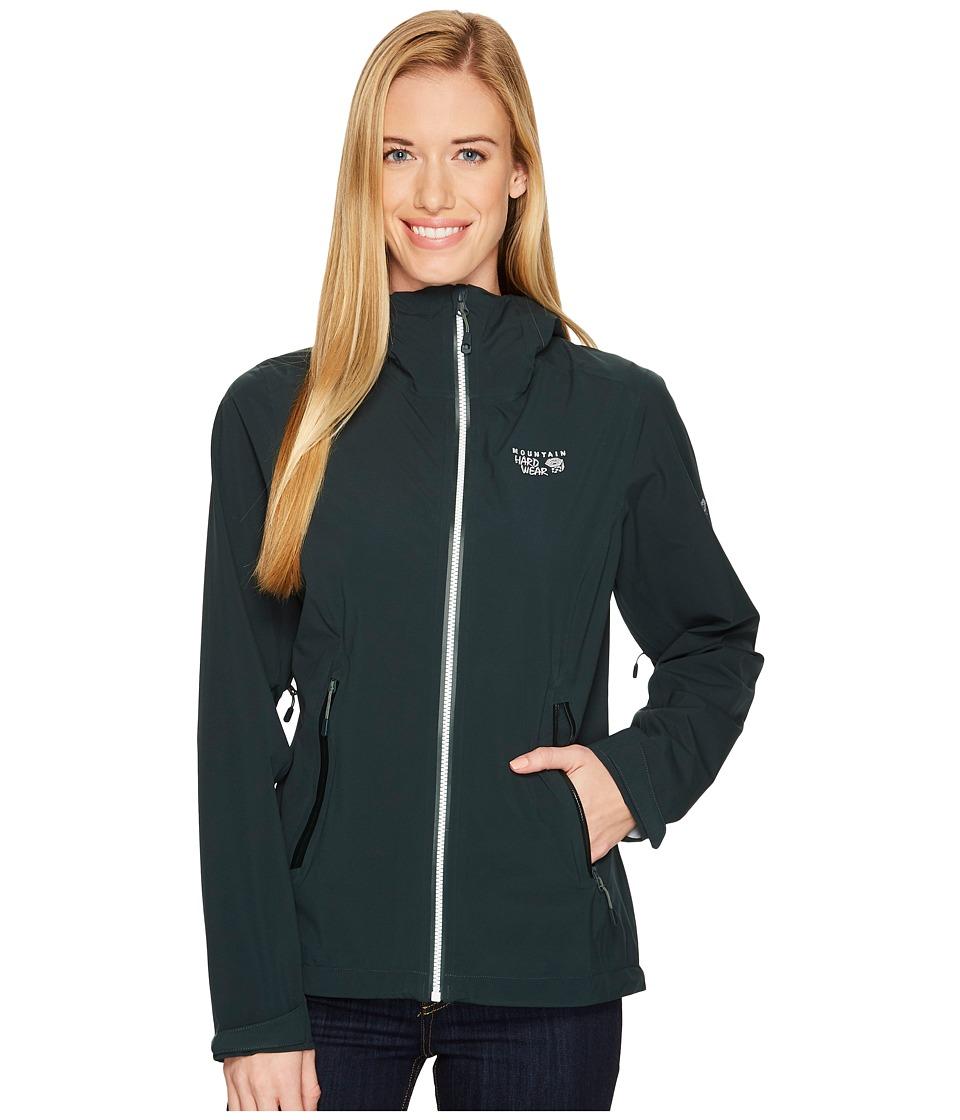 Mountain Hardwear Stretch Ozonictm Jacket (Blue Spruce) W...