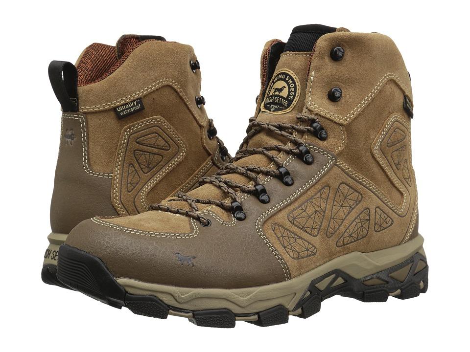 Irish Setter Ravine 2884 (Tan) Men's Work Boots