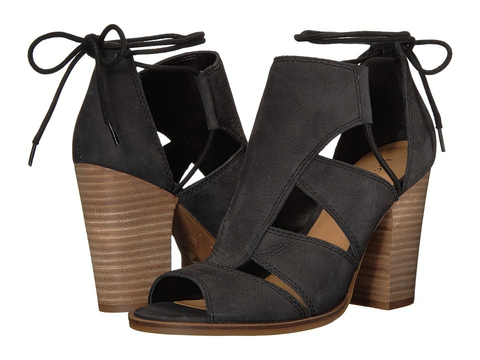 Lucky Brand Lanita (Black) Women