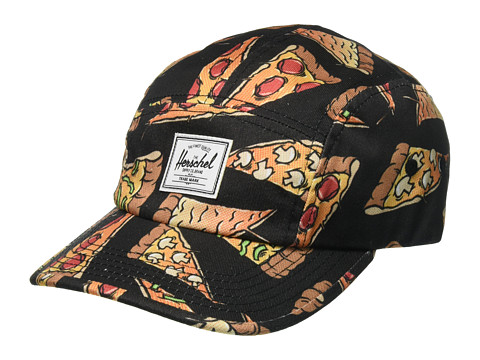 Herschel Supply Co. Glendale Youth - Black Pizza
