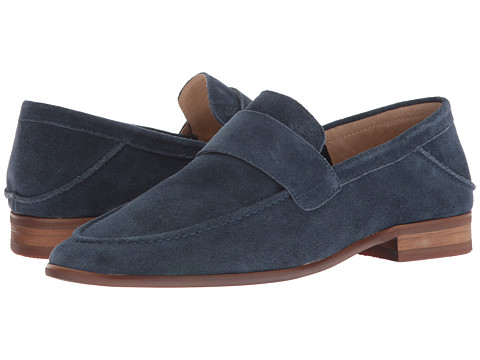 Sam Edelman Ethan - Navy Cow Suede Leather