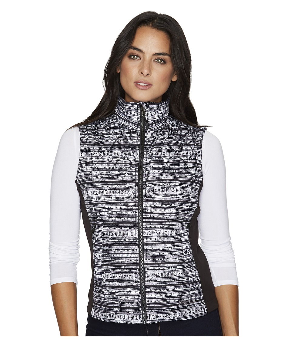 Marmot Kitzbuhel Vest (Black Ink/Black) Women