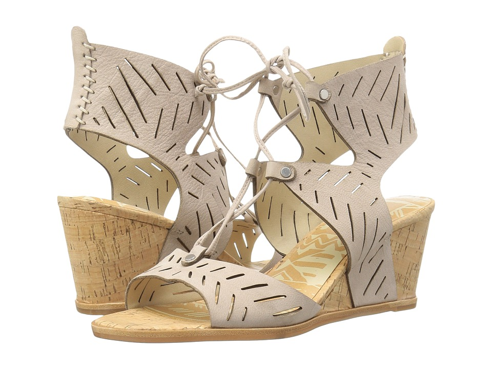 Dolce Vita - Langly (Taupe Nubuck) Women's Shoes