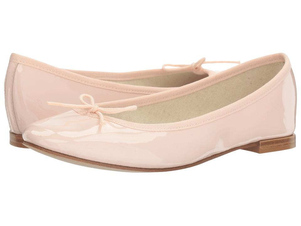 Repetto Cendrillon (Icone (Light Pink Patent Leather)) Flats
