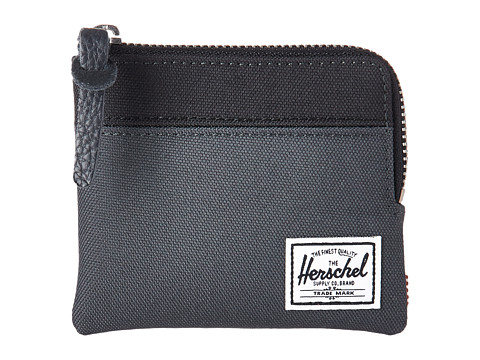 Herschel Supply Co. Johnny RFID - Dark Shadow/Black