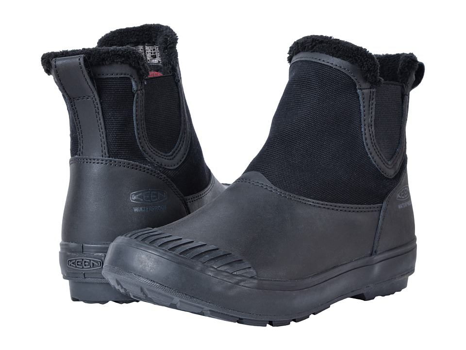 Keen Elsa Chelsea Waterproof (Black/Black) Women