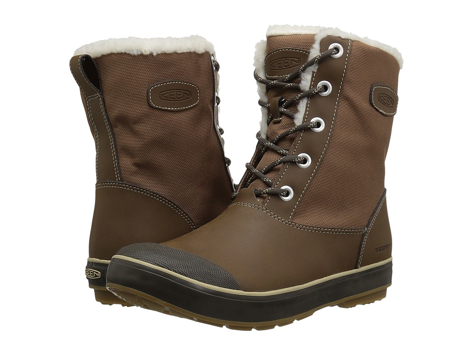 Keen Elsa Boot WP (Dark Earth) Women