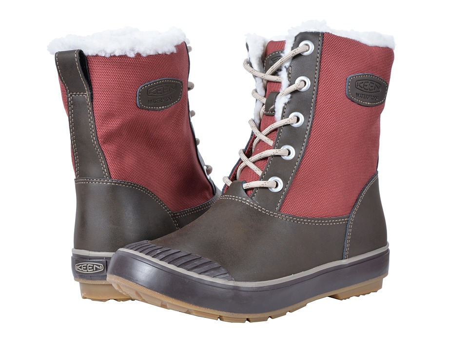 Keen Elsa Boot WP (Syrah/Coffee Bean) Women