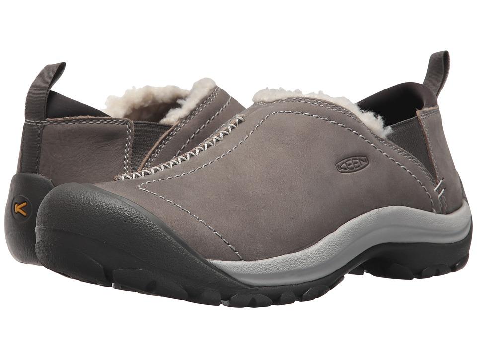 Keen Kaci Winter (Frost Grey/Magnet) Women's Shoes