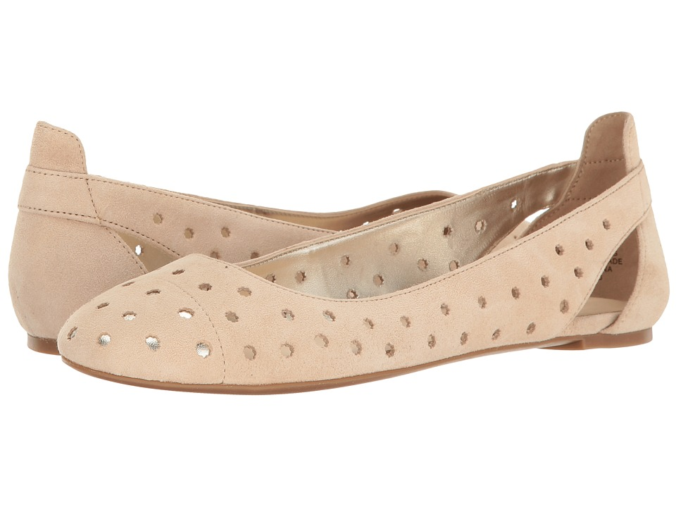Nine West - Marie (Light Natural Suede) Womens Shoes
