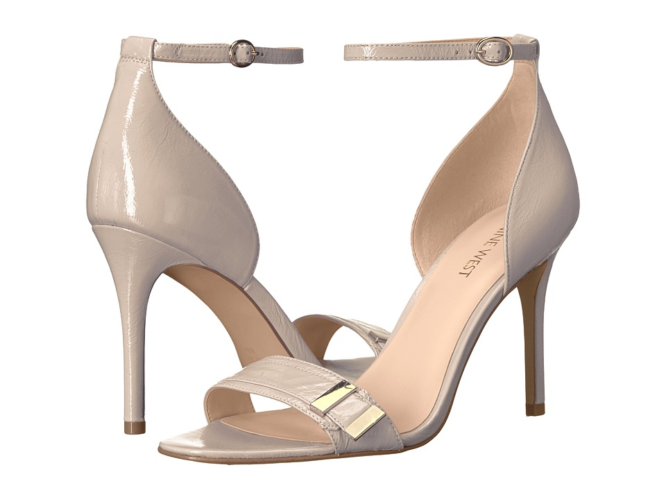 Nine West - Matteo (Off-White Patent) High Heels