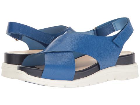 Nine West Vizara - Blue Leather