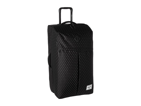 Herschel Supply Co. Parcel XL - Black Gridlock
