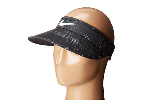 Nike Golf Printed Big Bill Visor - Black/Anthracite/White