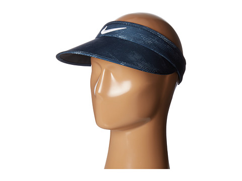 Nike Golf Printed Big Bill Visor - Armory Navy/Anthracite/White
