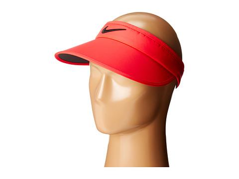 Nike Golf Big Bill Visor 3.0 - Siren Red/White/Anthracite/Black