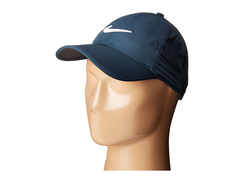 Nike Golf Perf Cap - Armory Navy/White