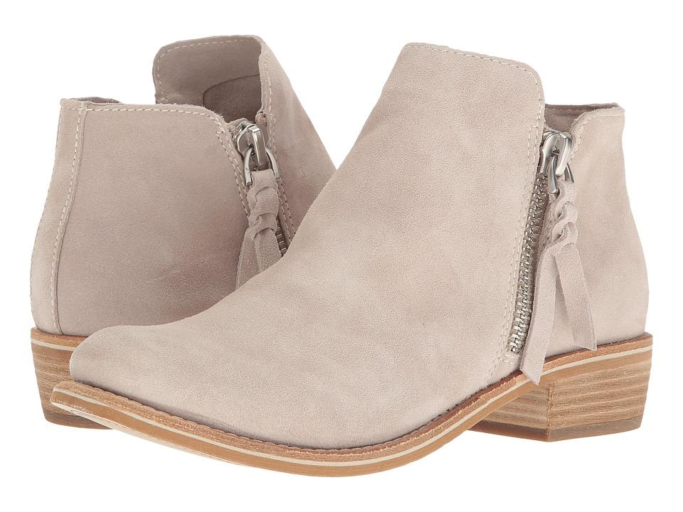 Dolce Vita Sutton (Light Grey Suede) Women's Shoes