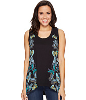Double D Ranchwear - Zuni Butterflies Tank Top