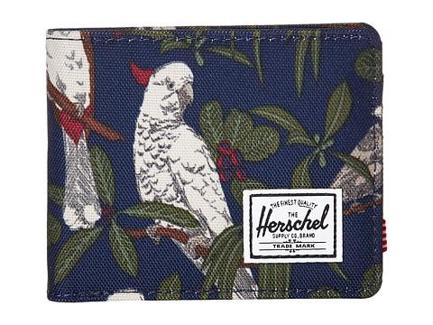 Herschel Supply Co. Roy RFID - Peacoat Parlour