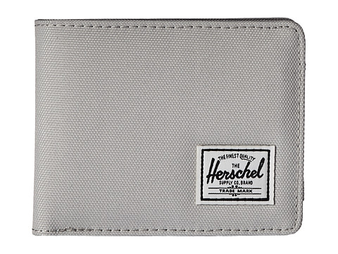Herschel Supply Co. Roy RFID - Lunar Rock/Grey