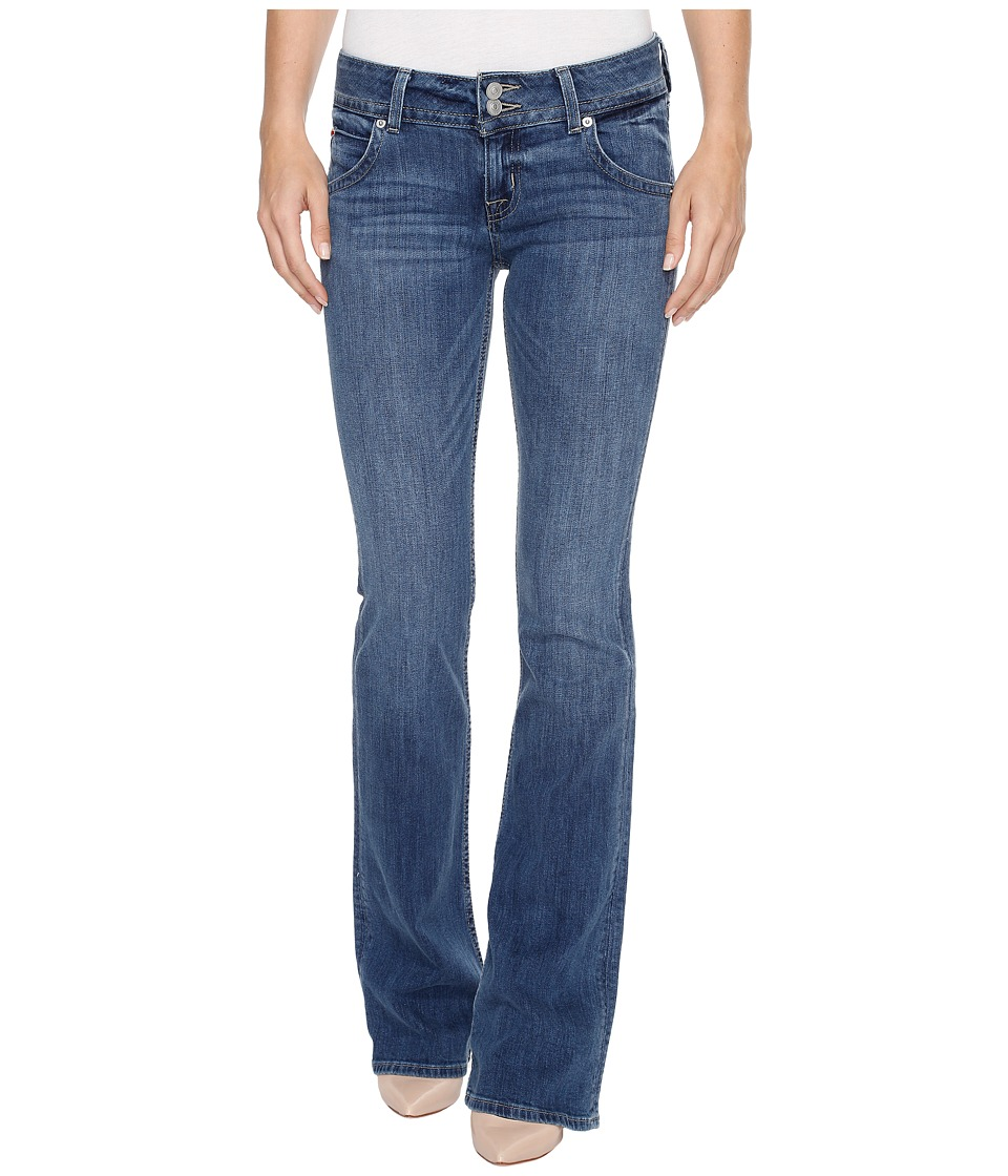 Hudson Signature Bootcut Flap Pocket Jeans in Champ (Champ) Women