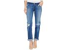 Jax Boyfriend Skinny Flap Pocket Jeans in Chain Reaction