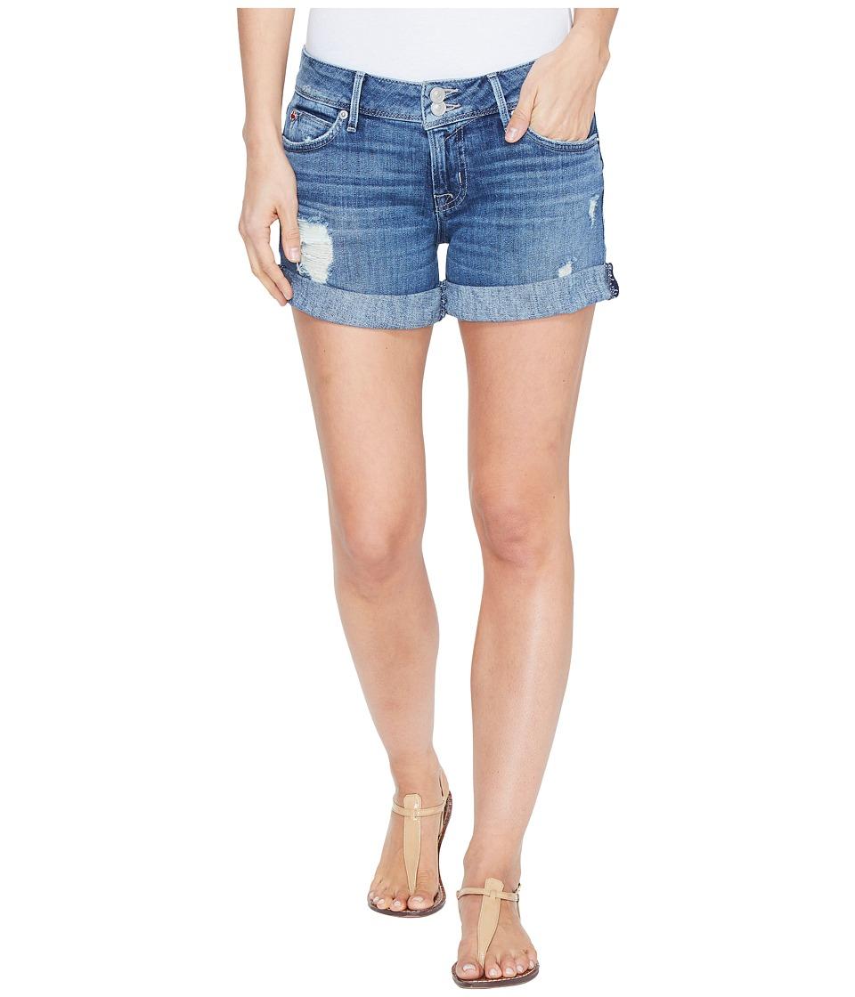 Hudson - Croxley Mid Thigh Flap Pocket Shorts in High Hopes (High Hopes) Womens Shorts