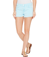 Hudson - Kenzie Cut Off Five-Pocket Shorts in Luminous Blue