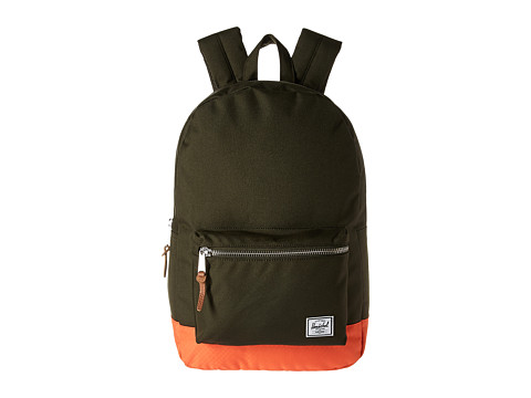 Herschel Supply Co. Settlement - Forest Night/Vermillion Orange
