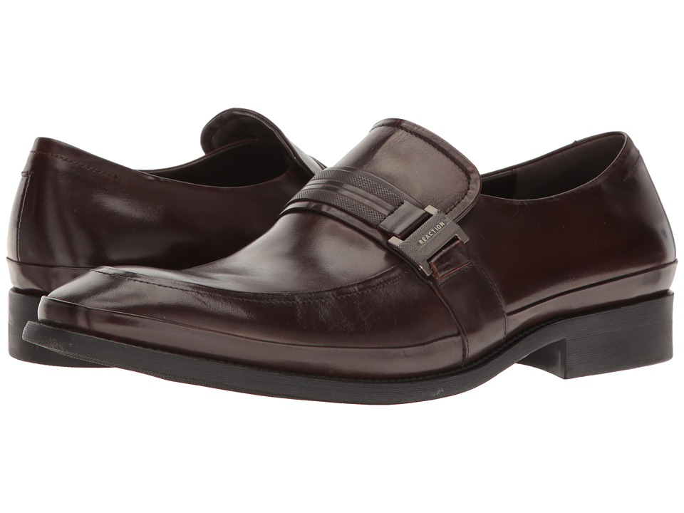 Kenneth Cole Reaction Hit The Brick (Brown) Men