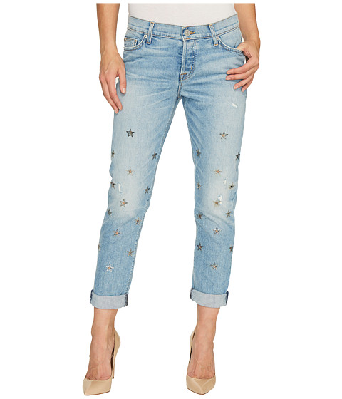 Hudson Riley Relaxed Straight Five-Pocket Jeans in Big Shot
