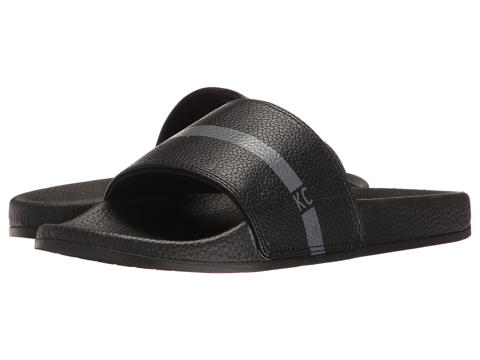 Kenneth Cole Reaction - Big Screen (Black) Mens Sandals